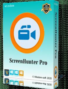 برنامج تصوير الشاشة فيديو اتش دي للكمبيوتر ScreenHunter Pro