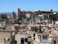 Castillo de la Suda Tortosa vista