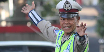 500 Rompi Disiapkan Untuk Mitra Polisi Karawang
