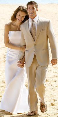 8 Vestidos (de noiva) e algumas idéias para o casamento na praia...!