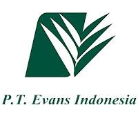 LOKER MDP PT EVANS INDONESIA SUMATERA AGUSTUS 2020