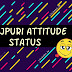 Bhojpuri Attitude Status Collection 2019