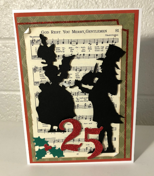 Victorian Christmas Carolers Decorations: Victorian Christmas Carolers