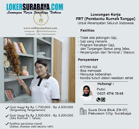 Bursa Kerja Surabaya di Val The Consulatant Agustus 2020