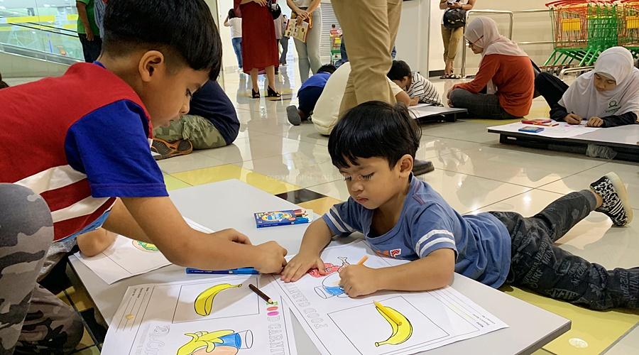 Aktiviti Cuti Sekolah Untuk Anak-anak