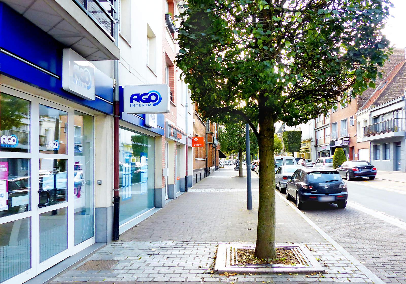 AGO Intérim, Rue de la Cloche - Tourcoing Centre