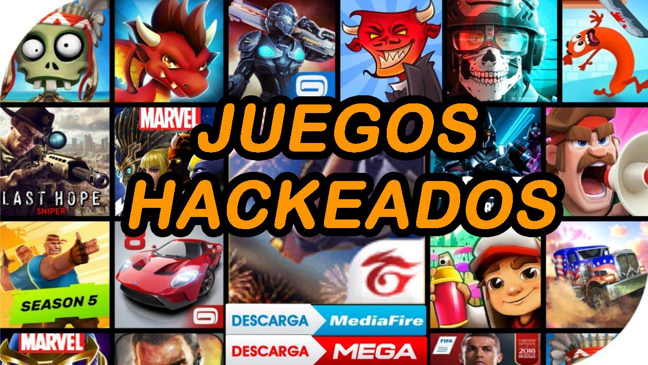 Top 15 Juegos Hackeados Todo Ilimitado Para Android Mediafire Google Drive Todoandroid