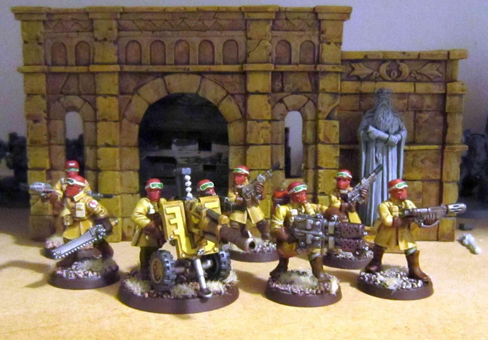 Artificer's Workshop Visions: Steel Legion Veterans