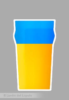 Cóctel con cerveza: Green Beer Cocktail
