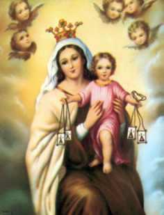 Novena Kepada Bunda Maria Dari Gunung Karmel
