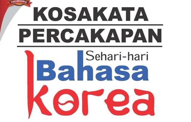 400 Kosakata Bahasa Korea Percakapan Sehari-hari