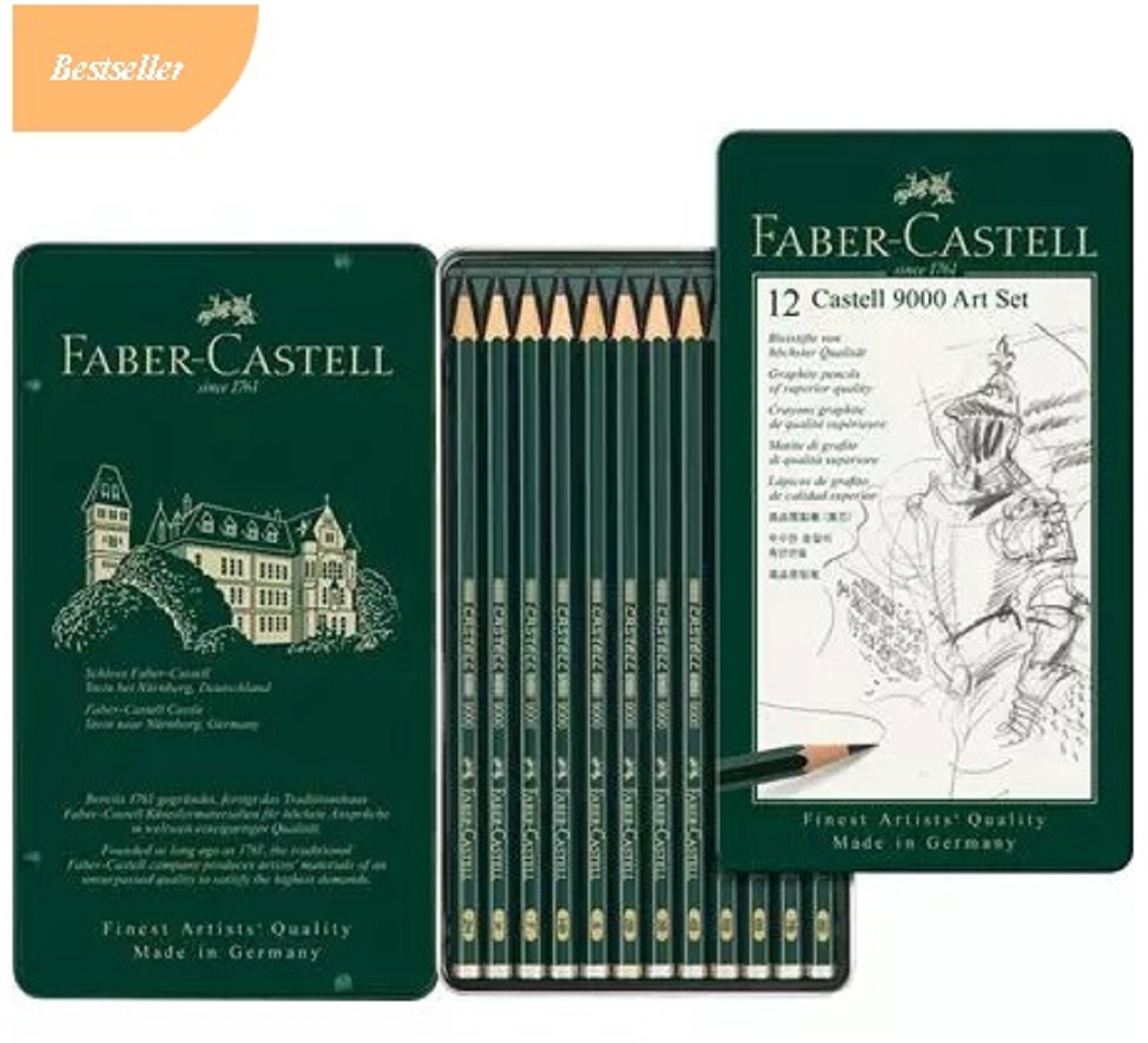 best graphite pencils for drawing
