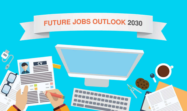 The outlook of Future Jobs by 2030