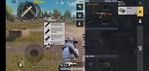 Độ chính xác của súng giảm mạnh khi bạn bắn liên thanh