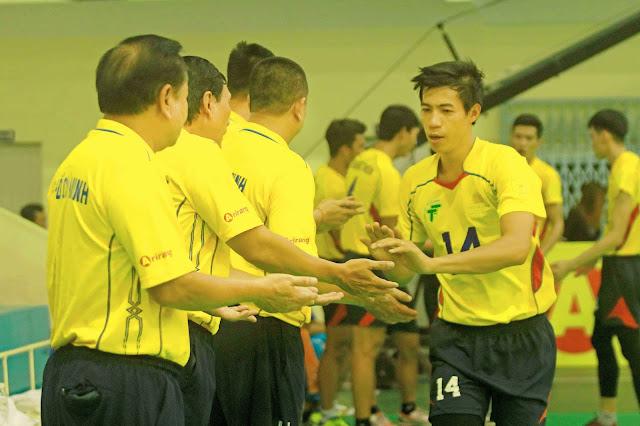 Đội tuyển nam Malaysia cũng bái phục HLV Bùi Huy Châm...!