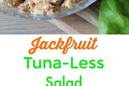 Jackfruit Tuna-less Salad