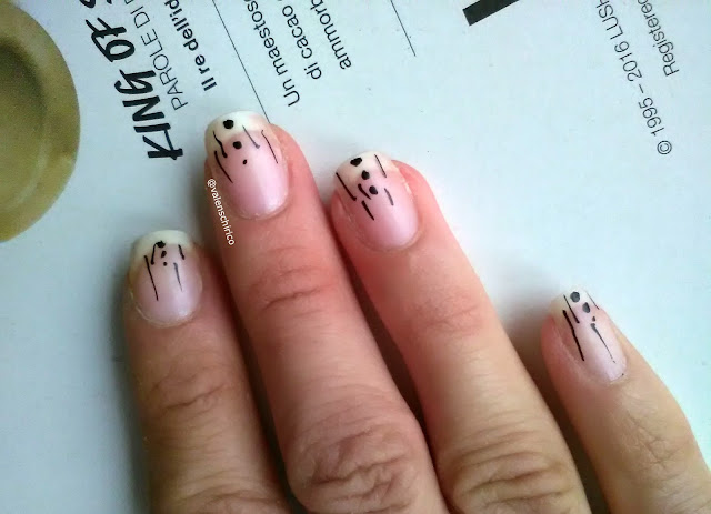 Art explained by Valentina Chirico: Joan Mirò. Art meets nail art, a surrealist nail art