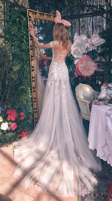 K'Mich Weddings - wedding planning - white wedding dresses - g-301-galia-lahav-fall-2019