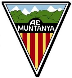 Emblema de la Agrupació Escursionista Muntanya