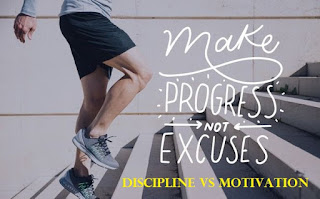 Discipline vs Motivation, Which One Is More Important?