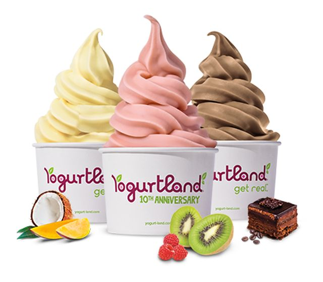 Yogurtland Offers New International Flavors for Fourth Annual ...
