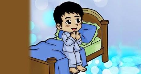Sunnah Bangun Tidur