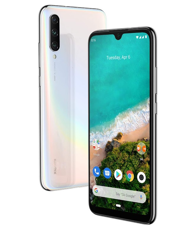 Xiaomi Mi A3 Full phone Specifications: Prices & Features
