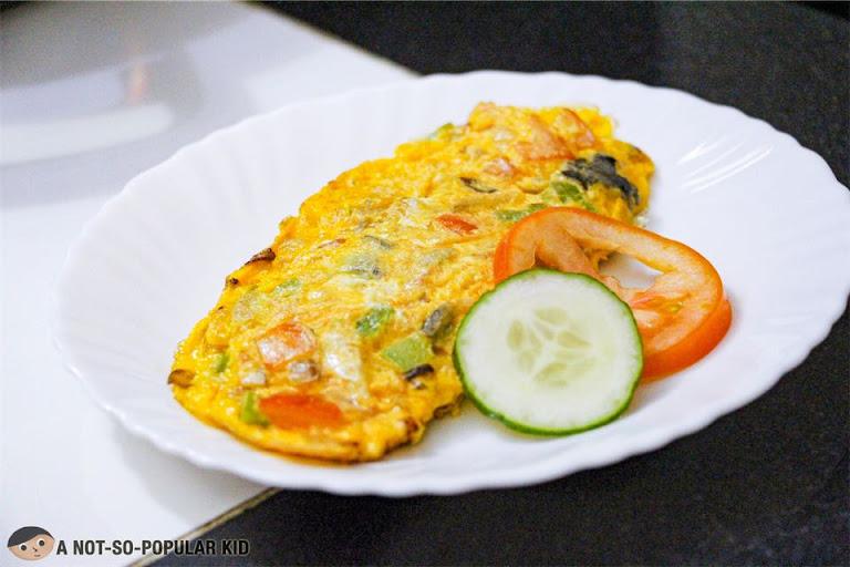 Smoked Bangus Omelet - Sarangani Bay