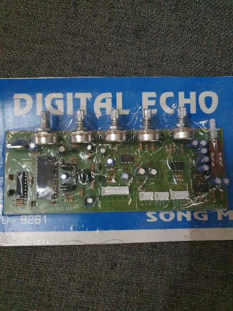 Combo mạch ampli echo 50195