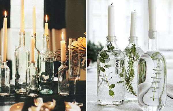 DIY Decor Easy Candle Decorating Ideas - Home Decorating Tips 8