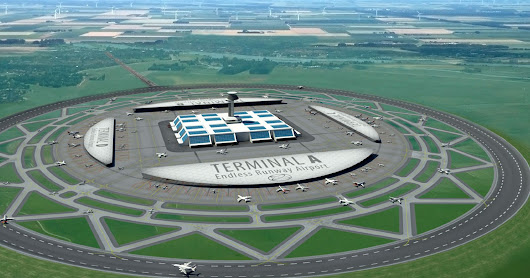 A Rather Round Airport?