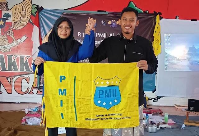 Candra Ulfa Kusuma Dewi Terpilih sebagai Ketua Rayon ke-12 PMII Al Biruni