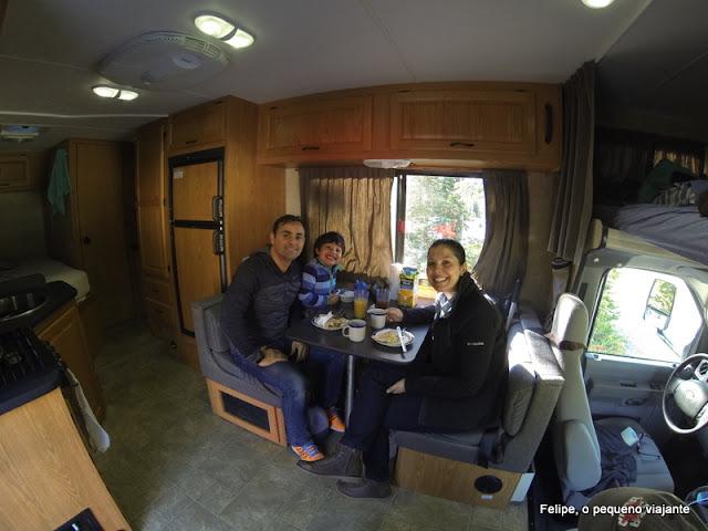 Motorhome Trips - a locadora de motorhomes Cruise America aqui no Brasil