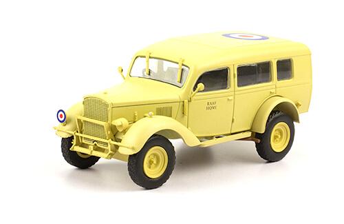 FORD FORDSON WOA2 1:43, voitures militaires de la seconde guerre mondiale