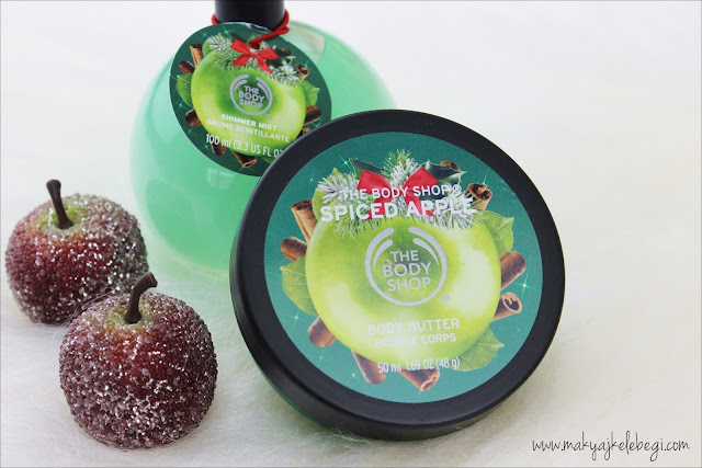 The Body Shop Apple Spiced Body Butter Kullananlar