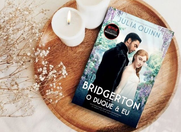 O Duque e Eu  - 1º Livro da Série Bridgerton