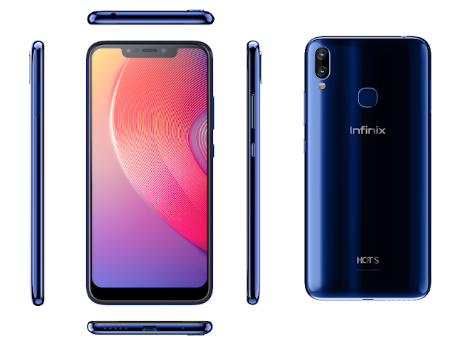 Infinix Hot S3X With Snapdragon 430 SoC, Notched Display Launched at Rs 9,999