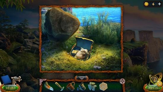 забираем шкатулку с моделью планеты и спицы в игре затерянные земли 4 скиталец