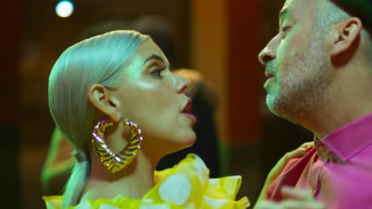 """A """"Rainha da Sofrência Pop"""" e o cantor baiano se juntam num forró apaixonado."""