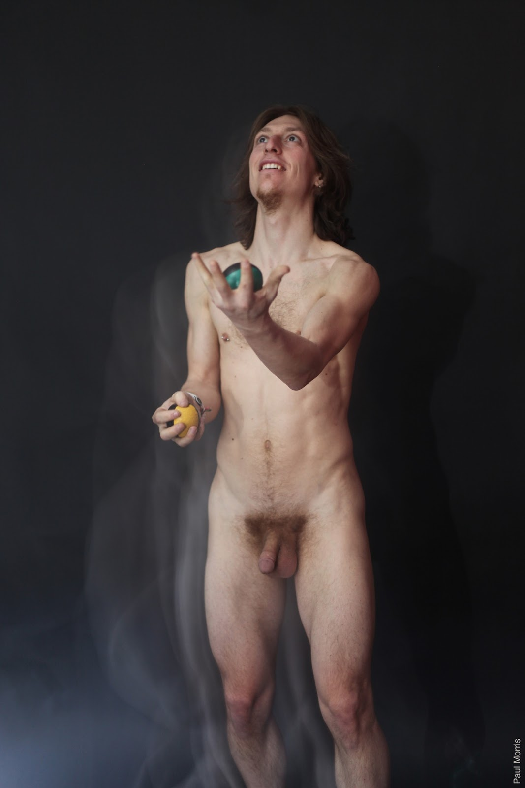 Naked Male Performers