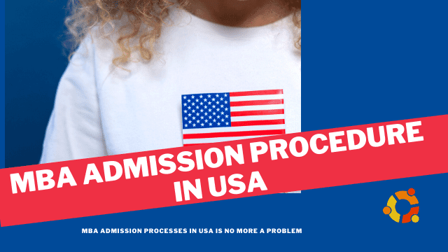 MBA Admission Procedure