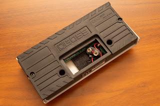 FS-6 の駆動方式は電池駆動のみ