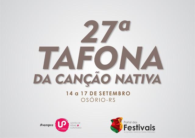 Lançada a 27ª Tafona da Canção Nativa