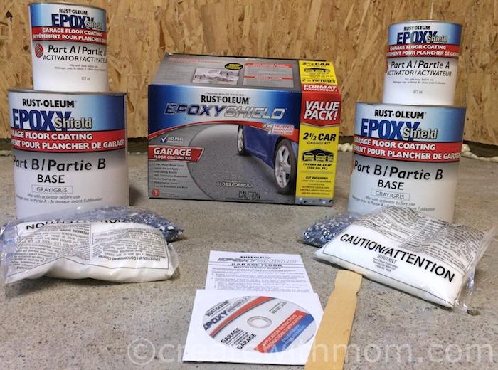 100 Rustoleum Garage Floor Coating Instructional Dvd