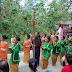 Kirab Salib AYD di Wonogiri Dijaga 16 Bidadari