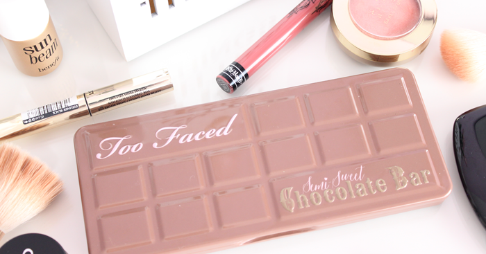 ... Paper: Video: Maquillaje Natural con Too Faced Semi Sweet + Kat von D