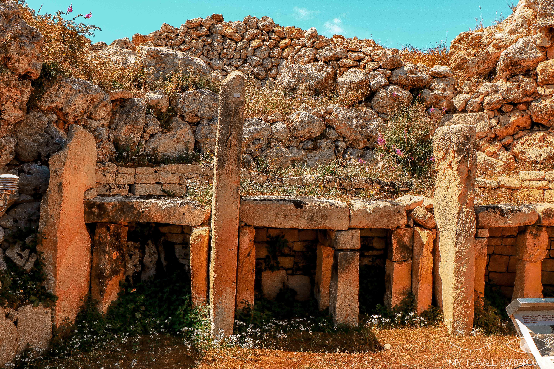 Les incontournables de Malte - partie 2, Gozo et Comino - Temple mégalithique de Ggantija