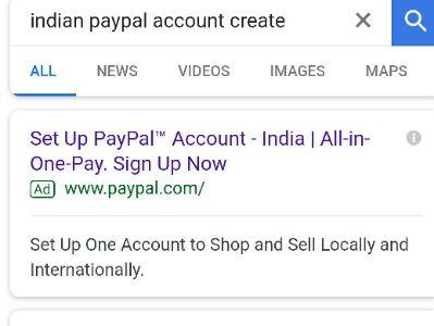 Paypal account kaise banaye mobile ke jariye