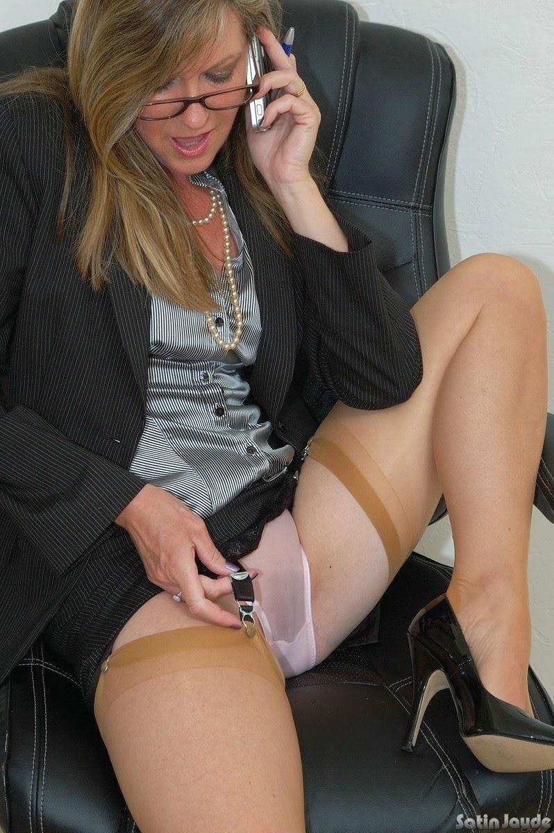 Mature Stocking Secretary