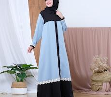 Gamis Mariam DG-06  Lady Muslimah <p>USD 25</p> <code> DG-06 </code>